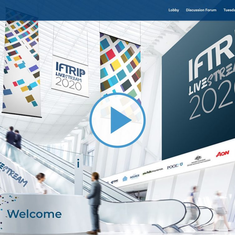 IFTRIP LIVESTREAM 2020 highlights playbutton